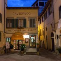 Hotel Locanda Degli Artisti, hotell i Borgo San Lorenzo