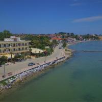 Hotel Achillion, hotel in Makrygialos