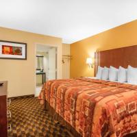 Motel 6-Little Rock, AR - Airport, hotel near Bill and Hillary Clinton National Airport - LIT, Little Rock