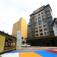Carlton Hotel, hotel in Paju