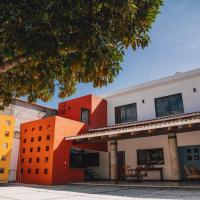 Casa Teotitlán, hotel en Oaxaca de Juárez