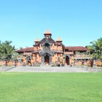 Graha Wiyata, отель в городе Танах-Лот