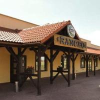 Rancho – hotel w mieście Mała Nieszawka