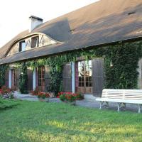Domaine des Grandes Vignes, hotel in Villecien