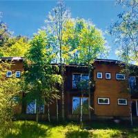 Elementos Eco Lodge, hotel in Pucón