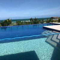 Gabrielly Praia Hotel, hotel in Guaibim