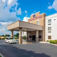 Comfort Suites Airport Alcoa, hotel near McGhee Tyson Airport - TYS, Alcoa