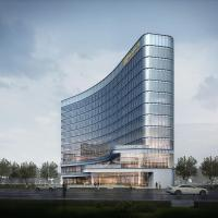 Hisilk Artwork Center Fliport Coso Hotel, hotel near Xiamen Gaoqi International Airport - XMN, Xiamen