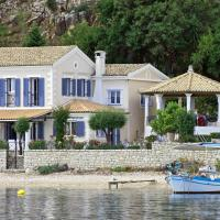 Imerolia Beach Villa Kassiopi Corfu, hotel in Kassiopi