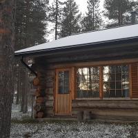 Holiday Home Pikkurakka, hotel in Kittilä