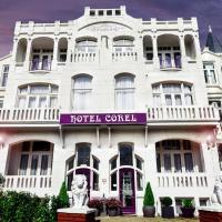 Hotel Corel, hotel in Scheveningen