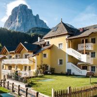 Alpenhotel Plaza, hotel a Santa Cristina in Val Gardena