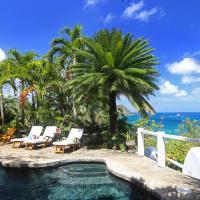 Cap Estate Villa Sleeps 4 Pool Air Con WiFi, hotel in Cap Estate