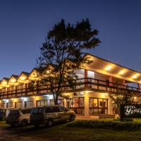 Hotel Yeruti, hotel in La Paloma
