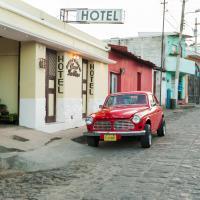 """Hotel """"Casa las Flores"""", hotel en Quetzaltenango"""