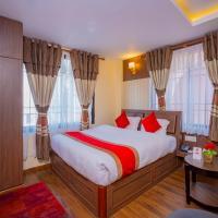 Hotel Deepshree, hôtel à Pashupatināth près de: Aéroport international Tribhuvan de Katmandou - KTM