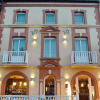 Villa Les Bains、ウルガットのホテル