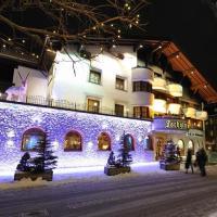 Alpenhotel Ischglerhof, hotel in Ischgl