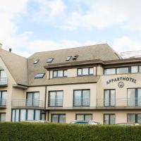 Apparthotel De Wielingen, hotel in Westende
