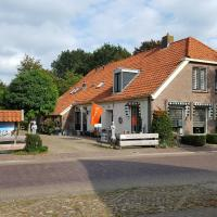 Vakantiehuis groepsaccommodatie Aangenaam - Olde Horst