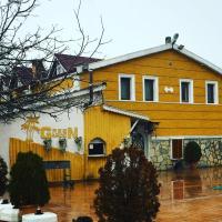 Green Garden Yalova, отель в Ялове