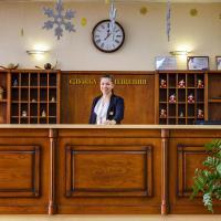 Отель Визит, отель в Краснодаре