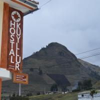 Kuyllur Ñán, hotel em Zumbahua