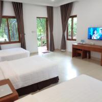 Vuon Xoai Resort, hotel in Ấp Phước Cang