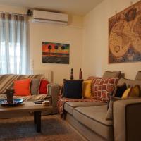 Georgina's cozy apartment