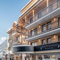Sport- und Genusshotel Silvretta, hotel Ischglben
