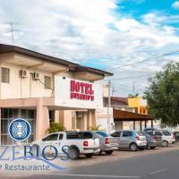 Hotel Euzebio´s, hotel in Boa Vista
