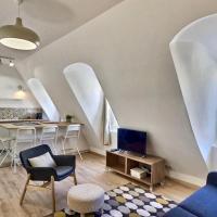 Les appartements d'Edmond Saint Suffren, hotel in Castellane et Préfecture, Marseille
