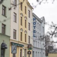 Hotel Club Trio, отель в Остраве