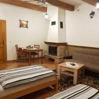 Ubytovanie pod Hradom, hotel v Sklených Tepliciach