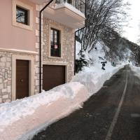 Suite Aremogna Neve, hotell i Rocca Pia