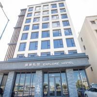 Explore Hotel, hotel in Taichung