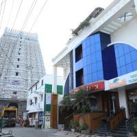 Sri Sarvesha JS Palace, hotel in Tiruvannāmalai