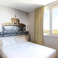 B&B Hotel Roma Fiumicino, hotel a Fiumicino