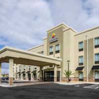 Comfort Inn & Suites Lynchburg Airport - University Area