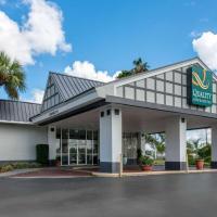Quality Inn & Suites Brooksville I-75/Dade City – hotel w mieście Ridge Manor