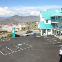 Alpine Motel, hotel em Kamloops