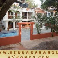 Rudraksha Holiday Homes, hotel in Candolim