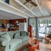 The Three Bears Cottage on Loon Lake