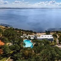 Hotel del Lago Golf & Art Resort, hotel in Punta del Este