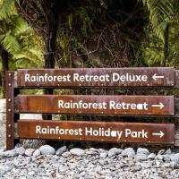 Rainforest Retreat, hotel in Franz Josef