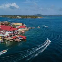 Divers Paradise Boutique Hotel, hotel in Bocas Town
