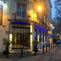 Best Western Seine West Hotel, viešbutis mieste Piuto