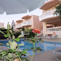Golden Rose Suites, hotel in Kolymvari
