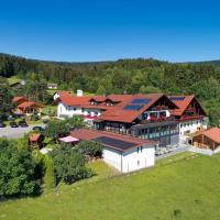 Hotel Hirschenstein, Hotel in Achslach