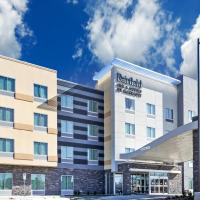 Fairfield Inn & Suites by Marriott Liberal, hotel in Liberal